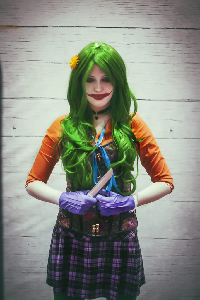 Female Joker from Batman